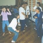 Aula de Teatro para jovens