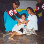 Mostagem de espetáculo comCrianças e jovens