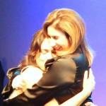 Zizi Possi e Regina Duarte no show de abertura da Expo ESPELHO DA ARTE _Foto Ettore Belangero Preite